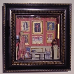 Art Deco Shadow Box