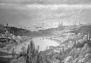 Constantinople (and the Golden Horn)