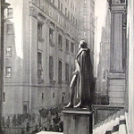 Early 20th Century Lithographs of New York City