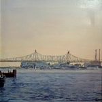 East River Dawn (59th Street Bridge)