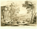 Engraving No. 150, Claude Lorrain