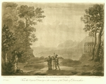 Engraving No. 183, Claude Lorrain