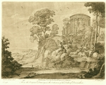Engraving No. 193, Claude Lorrain