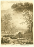 Engraving No. 50, Claude Lorrain