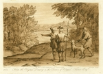 Engraving No. 67, Claude Lorrain