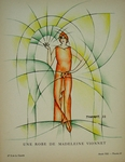 Fashion Illustration - Art Deco