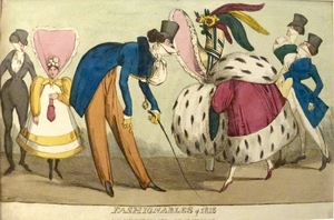 Fashionables of 1818