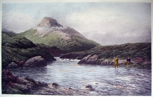 "Fishing - ""A Tight Line (Connemara)"""