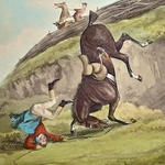 Fox Hunting Accidents
