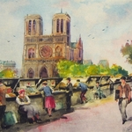 French City Scenes