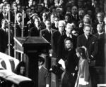 Funeral Service for Robert Kennedy
