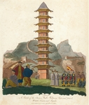 Great Wall, Pagoda,