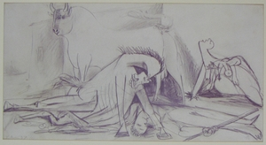 Guernica,Study on Paper 2