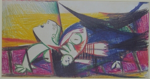Guernica, Study on Paper 6