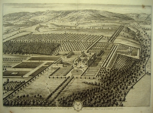 Ingleby Mannor the Seat of the Honble. Sr. Wm. Foulis Bartt. In ye County of Yorke