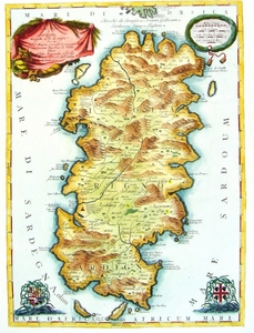 Island of Kingdom of Sardinia