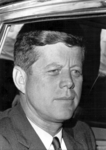 Kennedy After Death of Infant Son