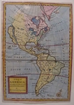 Map of America - 1800's