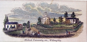 Medical University, Willoughby, Ohio