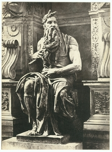 Moses, by Michael Angelo