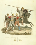 Norman Knight and Archers, A.D.1066.