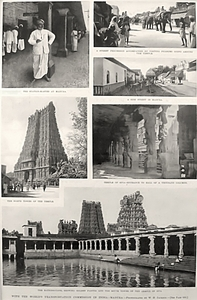 Photographs of Madurai, India
