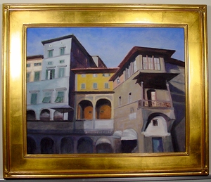 Piazza in Cortona - SOLD