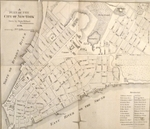 Plan of the City of New York, Drawn by Major Holland
