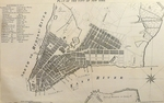 Plan of the City of New York - Lower Manhattan