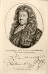 Portrait of Samuel Pepys, Esq.