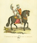 Richard the First King of England. A.D.1194