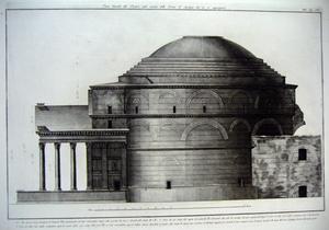 Side view of Pantheon
