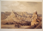 The Citadel of Cairo, Residence of Mehemet Ali