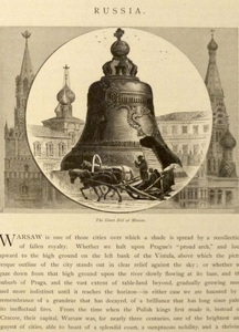 The Great Bell at Moscow