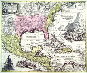 The Kingdom of Mexico in New Spain