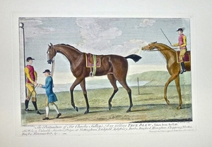 "The Portraiture of Sir Charles Sidley's ""Bay Gelding"""