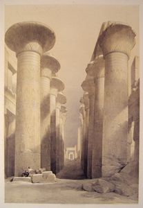 Thebes, Great Hall at Karnac