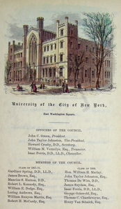 University of the City of New York