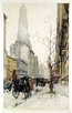 View of Empire State Building - Kasimir
