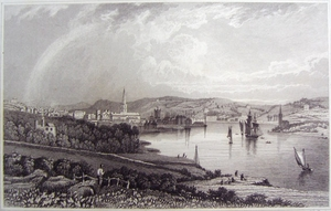 Waterford, from the Dunmore Road, Ireland