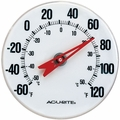 "Acurite Indoor or Outdoor Thermometer with Mounting Bracket, 5"", 00346A2"
