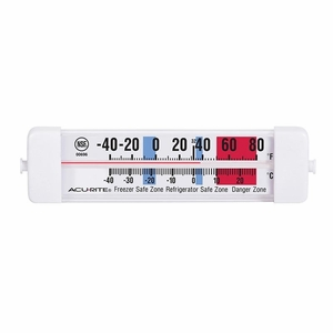Acurite NSF Refrigerator/Freezer Thermometer, 00696A2