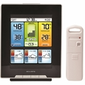 AcuRite Wireless Weather Station with Morning Noon & Night Forecast, 02007A1