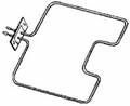 Bake Element for Frigidaire, 5309950885, RP978