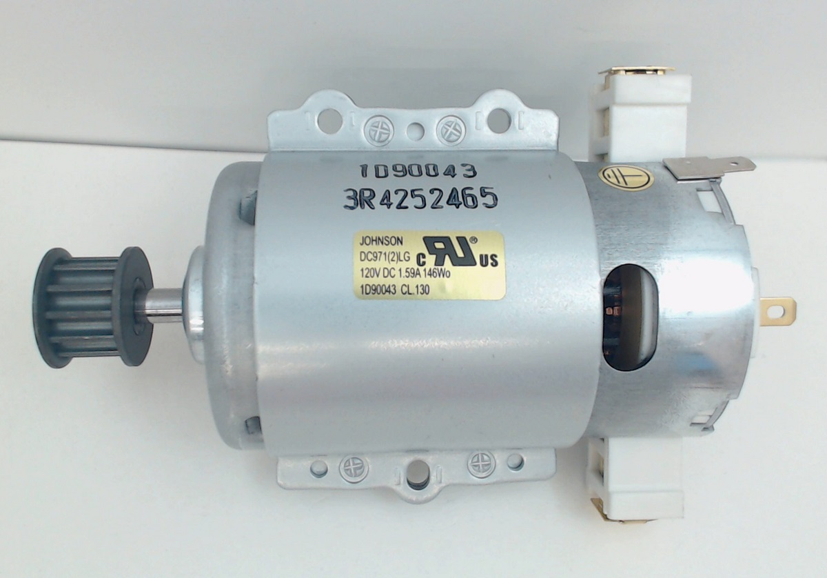 bissell big green foot motor assembly