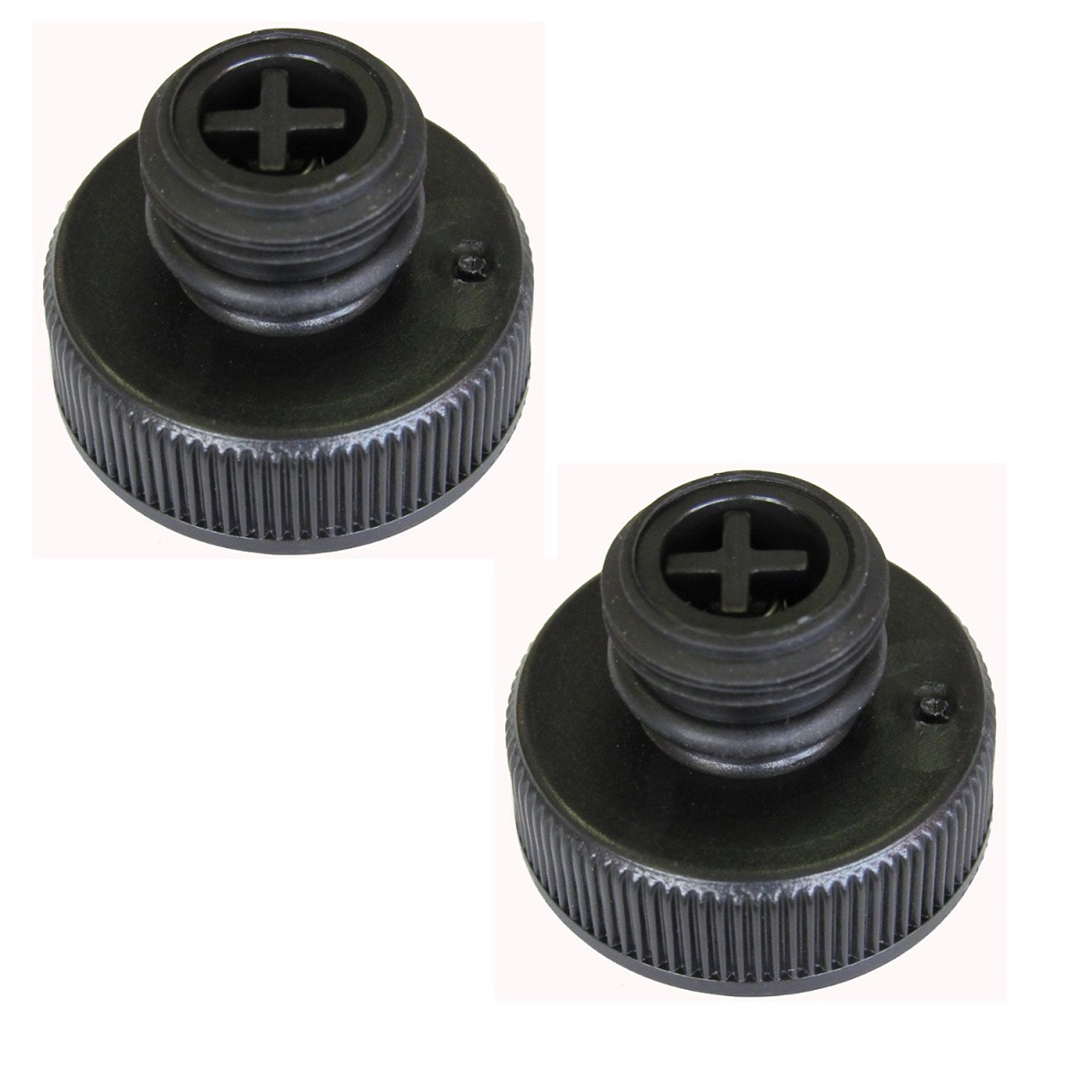 2of2038413 Bissell Cap And Insert Assembly 2 Pack