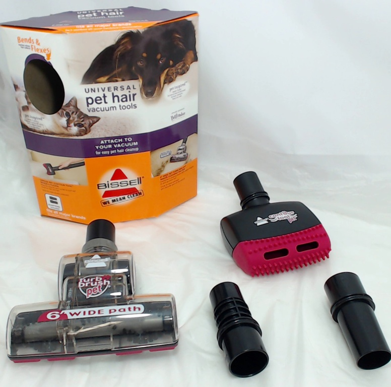 Bissell Pet Pack Vacuum Attachments 3260 3260B 67V8