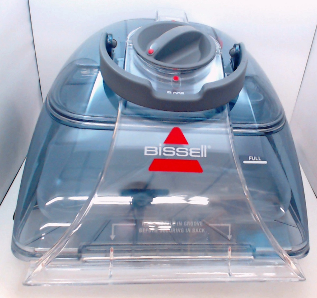 bissell proheat 2x carpet cleaner tank assembly