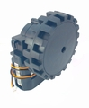 Bissell Right Wheel Assembly for SmartClean Robot, 1609610