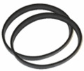 Bissell Style 8 Belts 2-pk, Genuine Bissell Part, 2106679